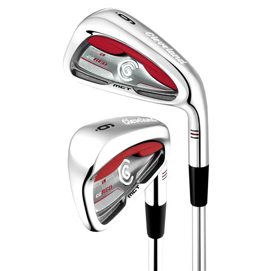 Cleveland Golf CG Red Tour Spec Iron Set - 3-PW