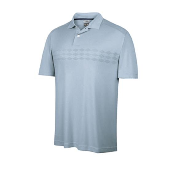 Adidas Men's ClimaCool Engineered Jacquard Polo