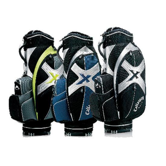 Callaway Golf Hyper X Custom Cart Bags