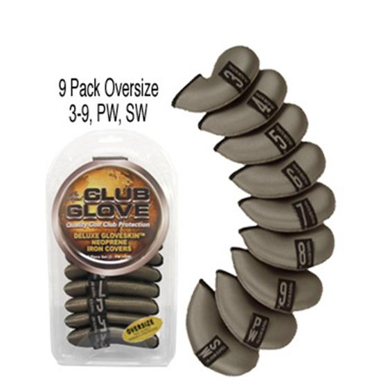 Club Glove Gloveskin Premium Iron Covers - 9 Piece Set