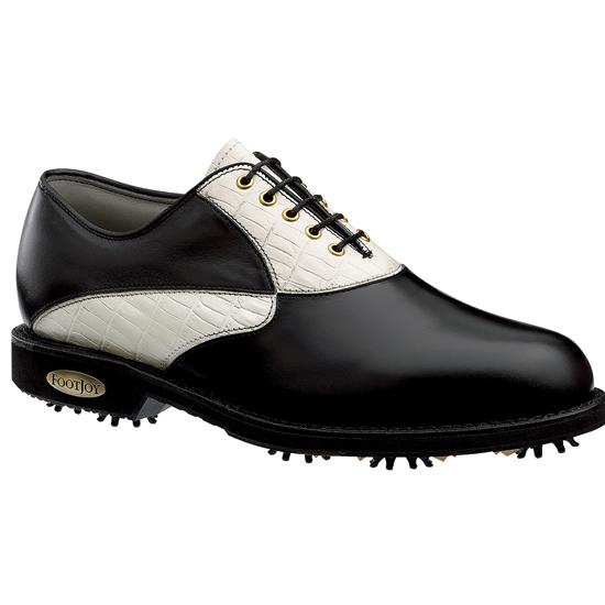 FootJoy Men's Classics Tour Golf Shoes - Lizard Prints