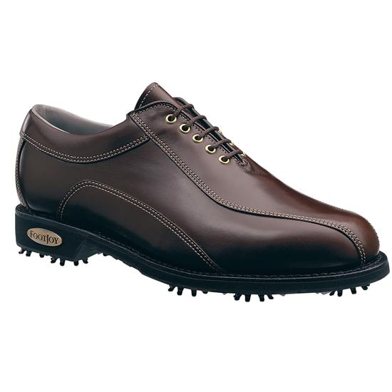 FootJoy Men's Classics Tour Golf Shoes - Smooth Print