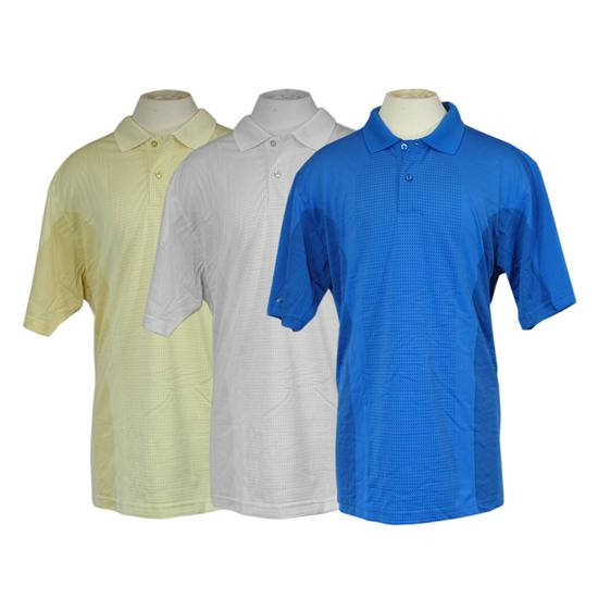 IZOD Men's G:3 Zone Mapped Polo