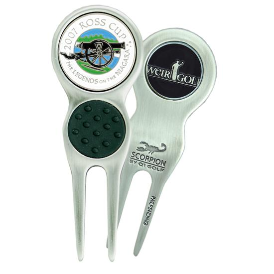 Logo Golf Scorpion Divot Tool