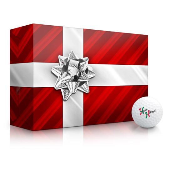 Logo Golf Holiday Gift Box