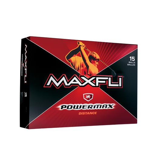 Noodle PowerMax Distance Golf Balls