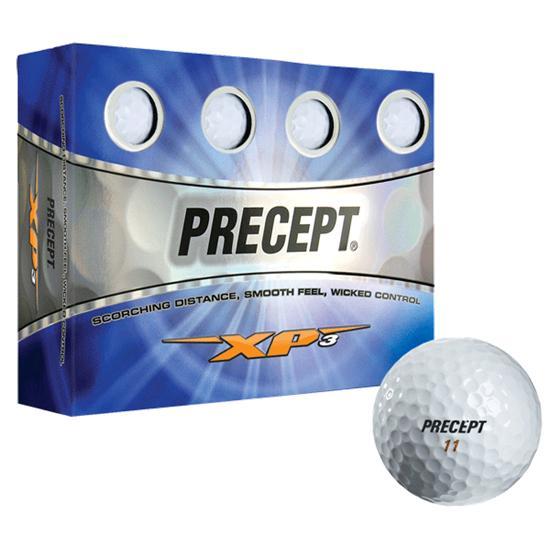 Precept XP3 Series Golf Balls