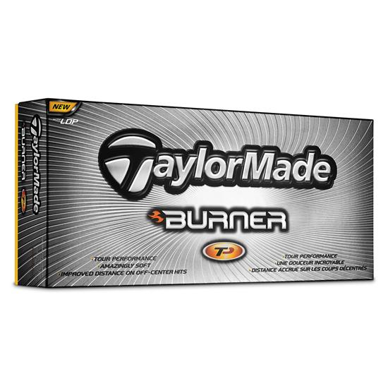 Taylor Made Burner TP Golf Balls