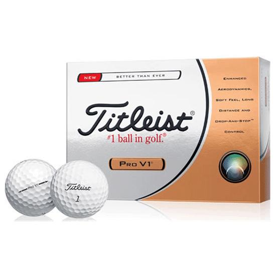 Titleist 2008 Pro V1 Golf Balls