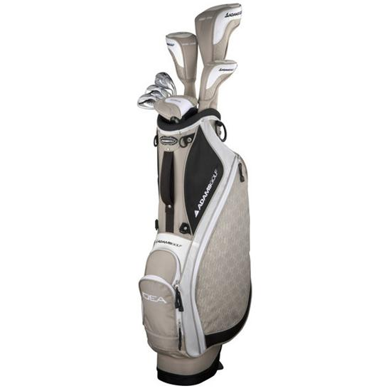 Adams Golf IDEA a12OS Executive Set for Women
