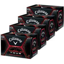 Callaway Golf HX Diablo Tour Personalized Golf Balls - Buy 3 DZ get 1 DZ Free