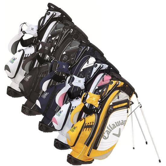 Callaway Golf Hyper-Lite 4.5 See Feel Trust Stand Bag