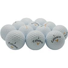 Callaway Golf Logo Overrun Warbird 2.0 Golf Balls