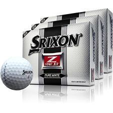 Srixon Z-Star XV Personalized Golf Balls - Buy 2 DZ Get 1 DZ Free