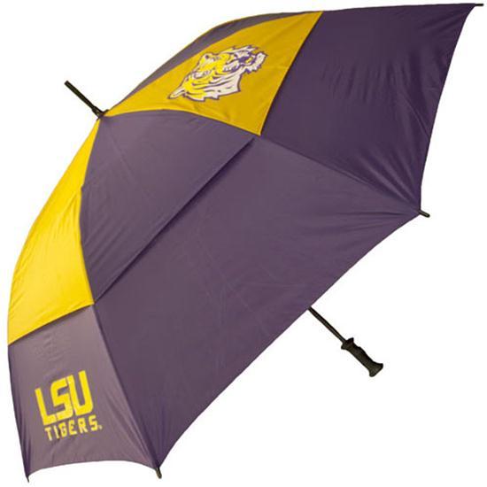 Team Golf Collegiate LSU Tigers Umbrella