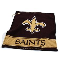 Team Golf New Orleans Saints NFL Woven Towel