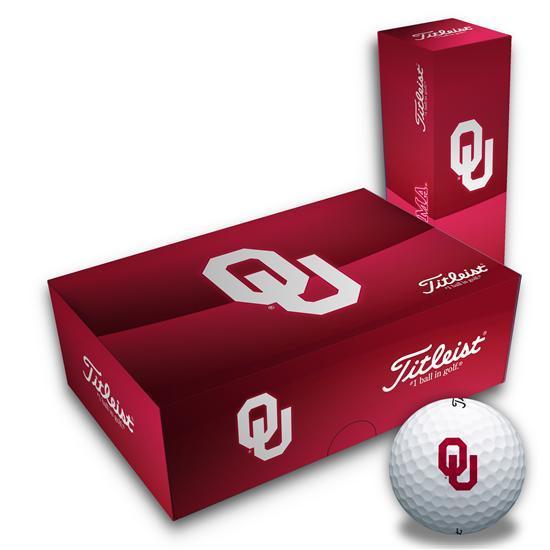 Titleist Collegiate Golf Balls