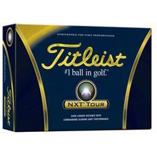Titleist NXT Tour Personalized Golf Balls
