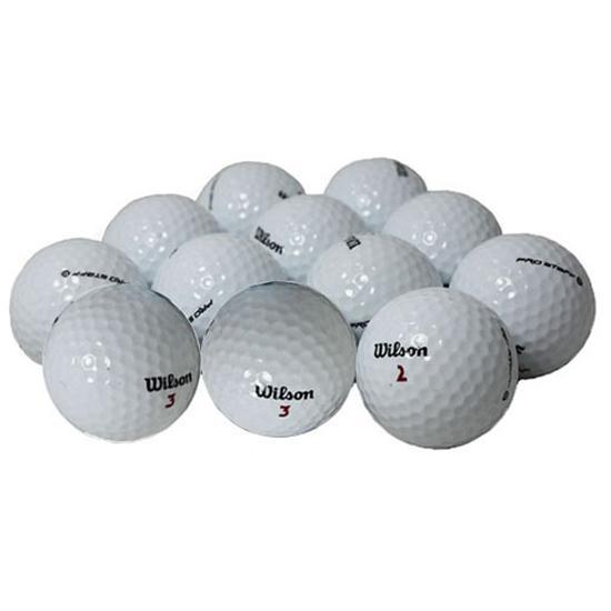 Wilson Prostaff Distance Overrun Golf Balls