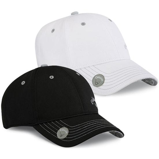 Callaway Golf Solaire Ball Marker Golf Hat for Women