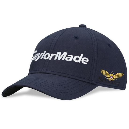 Taylor Made Men's Cotton Twill Custom Logo Side Relaxed Hat