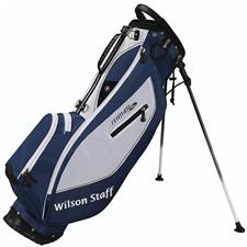 Wilson Staff Feather SL Carry Bag - Blue/White