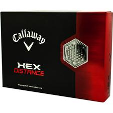 Callaway Golf HEX Distance Golf Balls