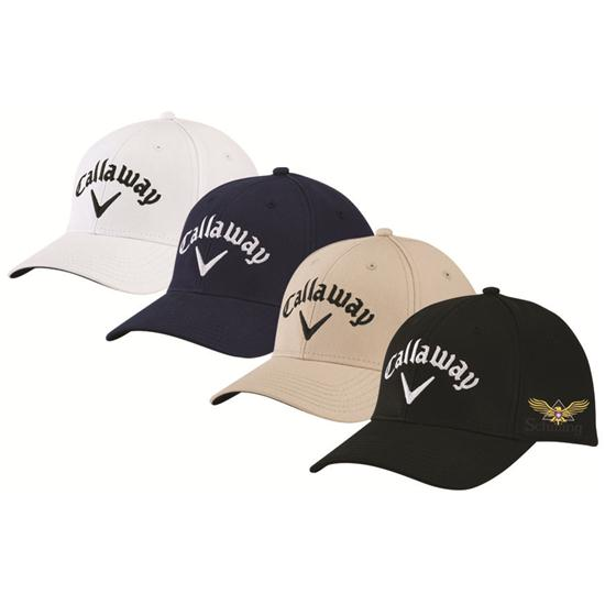 Callaway Golf Men s Side Crested Golf Hat Golfballs.com 88a36955069b