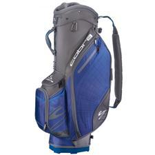 Cobra Excell Cart Bag - Blue/Silver