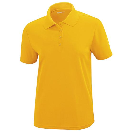 Core Basic Performance Pique Polo for Women