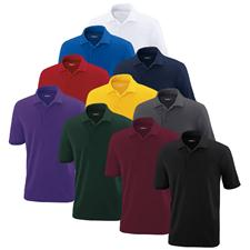 Core Basic Men's Performance Pique Polo