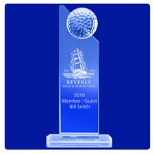 Logo Golf Custom Logo Carlsbad Golf Tower