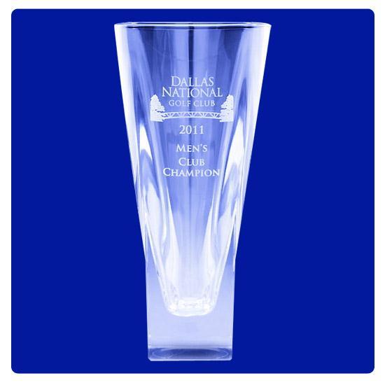 Logo Golf Congressional Vase