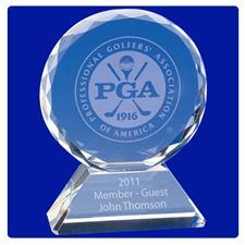 Logo Golf Custom Logo Dominion Award