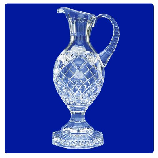 Logo Golf Killarny Claret Jug