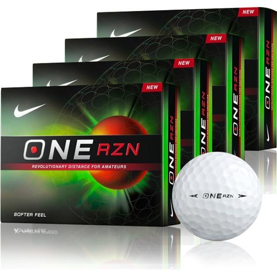 Nike One RZN Golf Balls - Buy 3DZ Get 1DZ Free