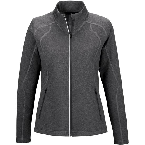 North End Contrast Stitch Performance Jacket for Women