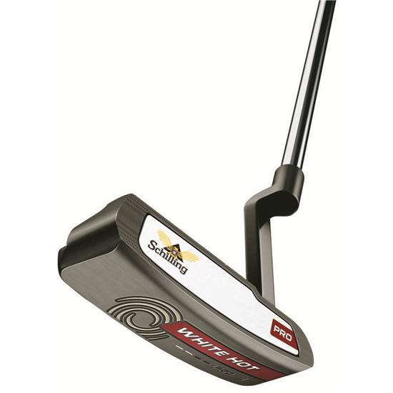 Odyssey Golf Custom Logo White Hot Pro #1 Putter