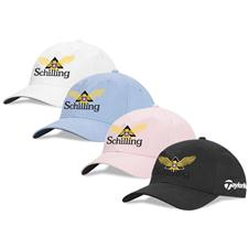 Taylor Made Custom Logo Cotton Twill Custom Front Relaxed Hat for Women