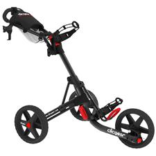 Clicgear Model 3.5+ Golf Push Cart - Charcoal/Black