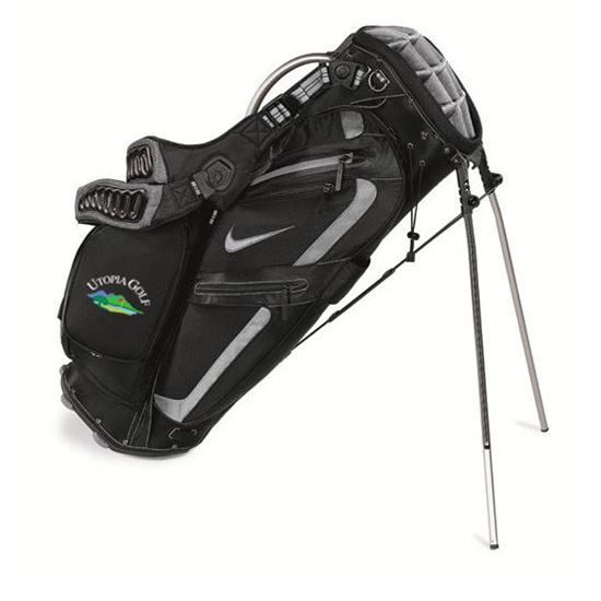Nike Performance Utopia Golf Logo Carry Bag