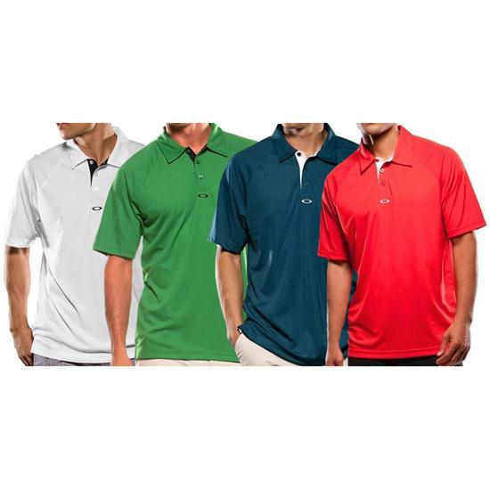 Oakley Men's Short Sleeve Elemental Polo
