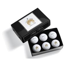 Pinnacle Custom Logo Custom Logo Tournament Half Dozen Golf Balls