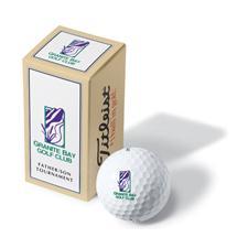 Pinnacle PackEdge Custom 2-Ball Sleeve