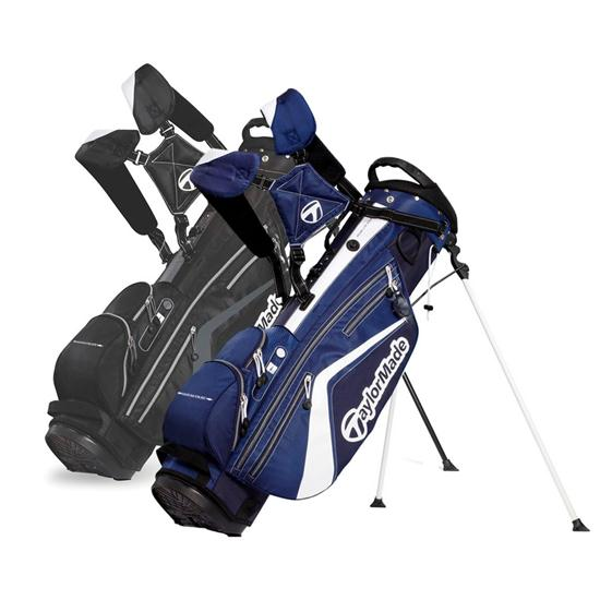 Taylor Made MicroLite 3.0 Linear See Feel Trust Logo Stand Bag