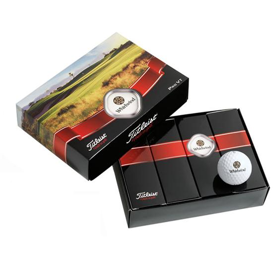 Titleist Packedge Custom Photo Ribbon Series Dozen