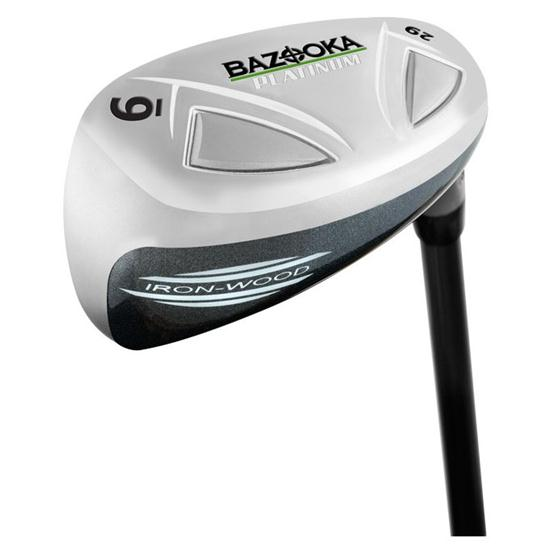 Tour Edge Bazooka JMax Platinum Iron-Wood Set