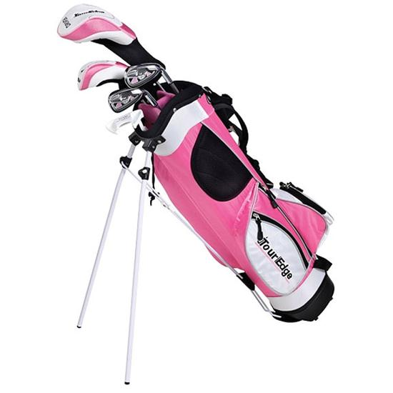 Tour Edge HT Max-J Jr. 4x1 Complete Set for Girls
