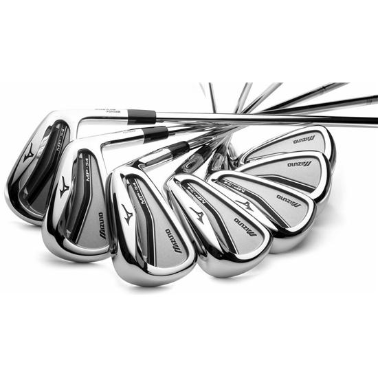 Mizuno MP-54 Steel Iron Set
