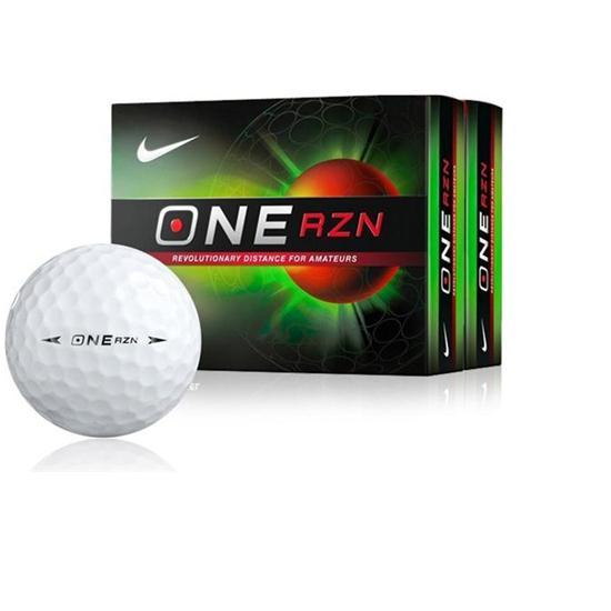 Nike One RZN Golf Balls - Double Dozen